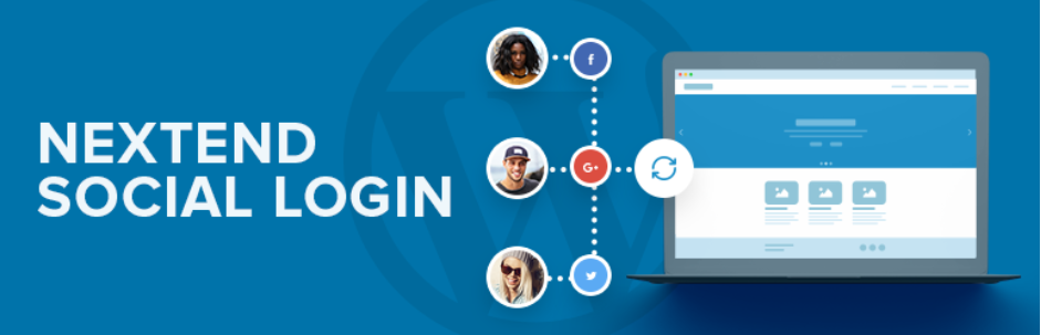 Nextend Social Login and Register (Facebook, Google, Twitter)