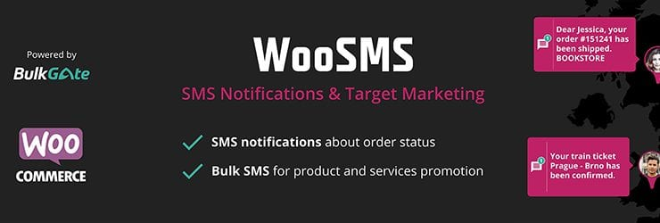 WooSMS – SMS Module for WooCommerce