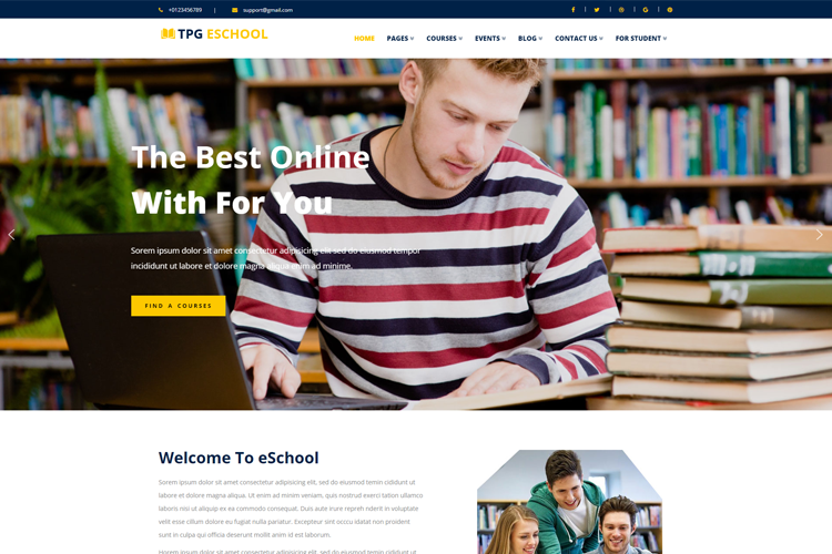 tpg-eschool-free-responsive-wordpress-theme-home